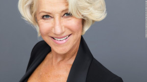 69-year-old Helen Mirren has been announced as the new UK ambassador ...