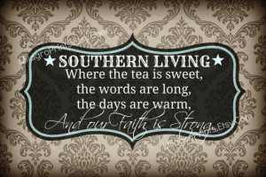 FREE Bonus Surprise Print SOUTHERN Living quote by MilagroPrints, $5 ...