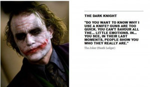 Evil quotes from the bad guys in movies.