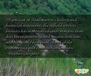 Oilfield Quotes and Sayings