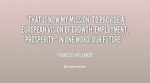 Mission and Vision Quotes