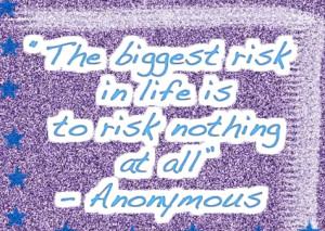 Risk Anything Care More For