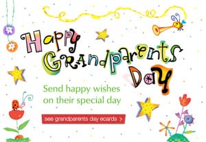 Happy Grandparents Day! Send happy wishes on their special day. see ...