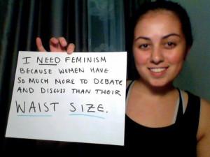 crazy feminist