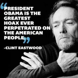 President Obama is the greatest hoax ever perpetrated on the American ...
