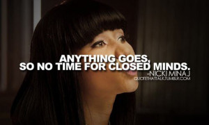 Related Pictures nicki minaj quotes and sayings tumblr funny ...