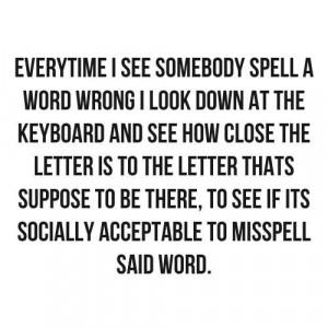 funny English language grammar spelling