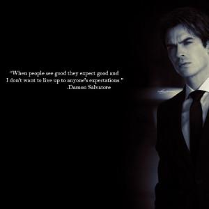 Damon Salvatore Quotes
