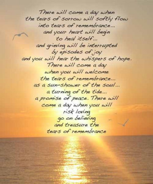 inspirational quotes grief loss