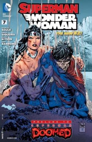 Gaston Sanders's Reviews > Superman / Wonder Woman #7