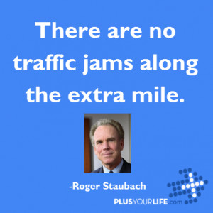 There Are Traffic Jams...