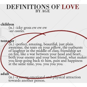 Definitions of Love By Age – Age Quote