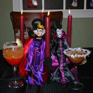 ... Maleficent cocktails from Cocktails by Cody . Instructions can be