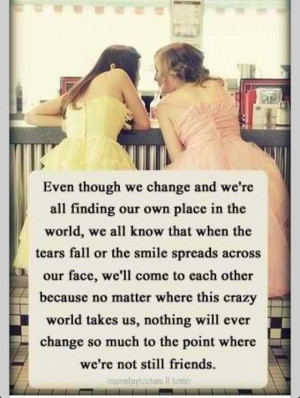 Top 20 Cute Friendship Quotes #Friendship #Bestie