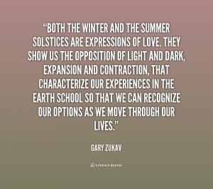 Gary Zukav Quotes On Love