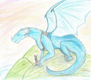 Eragon And Saphira Credited