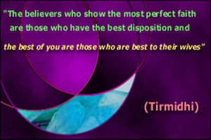 husband1 Muslim Husband Wife Quotes and Sayings