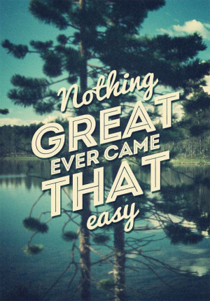 greatness limited edition stretched canvas quote by promopocket