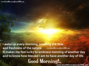 Early Morning Quotes – Early Morning Inspirational Quotes & Sayings ...