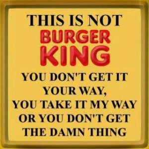this isn t burger king funny facebook quote