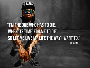 lil wayne quotes on Tumblr
