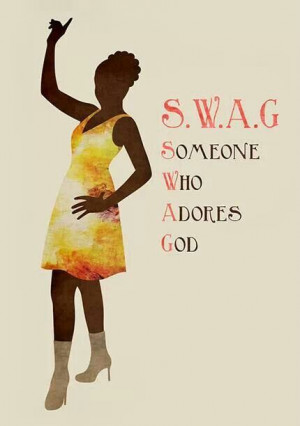have swag ;-)