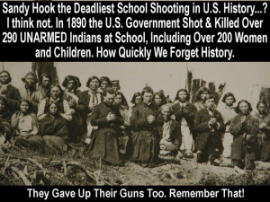 Was There an 1890 School Shooting Worse than Sandy Hook?