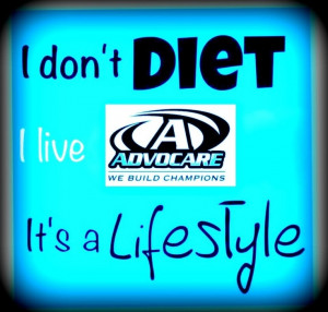 Join the club ADVOCARE! See what it's all about https://www.advocare ...