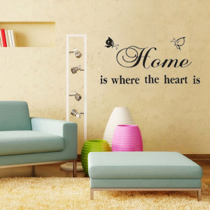 ... Quote-Wall-Sticker-Decor-Bedroom-Art-Decals-Removable-Free-shipping