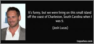 Charleston quote #2