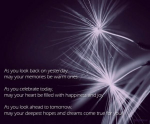 May your deepest hopes and dreams come true quote