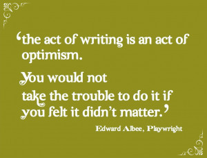 Famous Optimistic People
