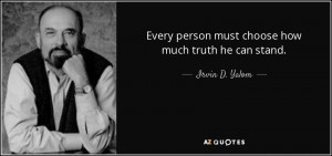 Irvin D. Yalom Quotes