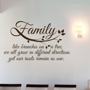 Home Family Roots Quote