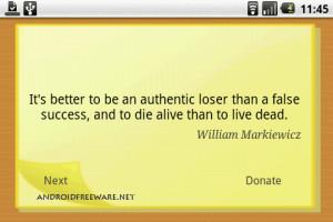 Everyday Quotes Screenshot