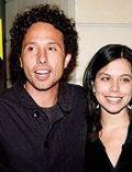 Zack De La Rocha and Carolina Sarmiento