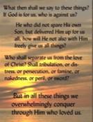 Love Conquers All Biblical Verse