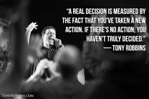 Anthony Robbins Quote Tony Robbins Unleash the Power within , Anthony ...