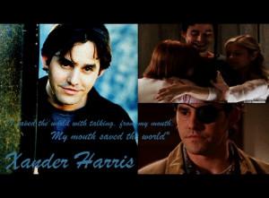 38. Xander Harris (Buffy The Vampire Slayer)