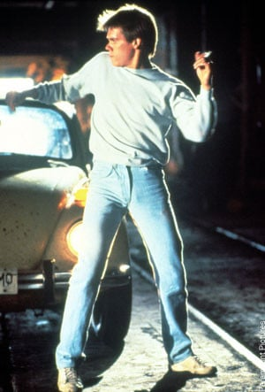 legend... Called 'Footloose'. Where a great hero named Kevin Bacon ...