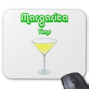 Funny Margarita Mouse Mat