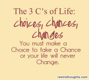 Magic Monday: Good Life Choices Quotes