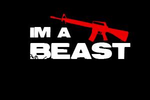 im a beast Image