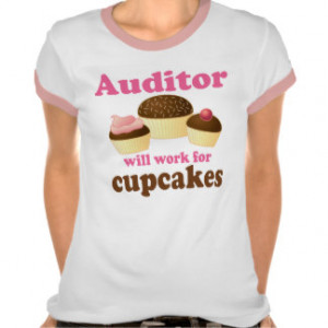 Funny Auditor T-Shirts