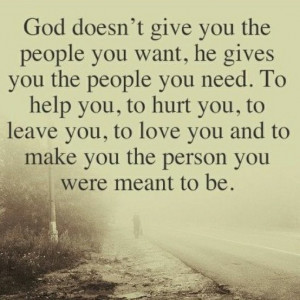 ... give you something to ponder hope you like my favorite quotes on god