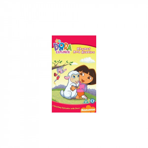 dora the explorer rhymes and riddles vhs uk import dora the