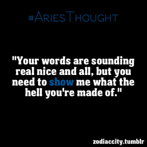 Aries Woman Quotes Aries Quotes