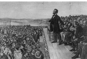 Gettysburg+address+by+abraham+lincoln