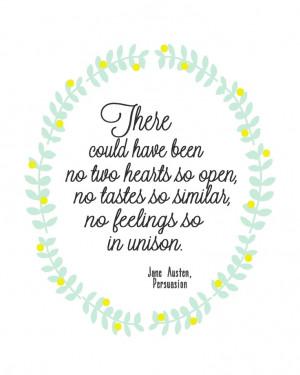 ... Jane Austen Quotes Love, Jane Austen Persuasion Quotes, Jane Austen