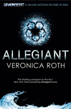 Allegiant Book Cover Recent cover reveals: october